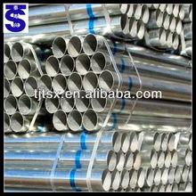 astm GB low pressure liquid hot dip galvanized steel pipe