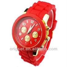 Hot sale brand Watch Custom Silicon Watch