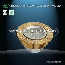 110v 220v High brightness LED ceiling light/down light /led downlight