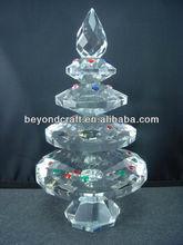 brand crystal design tree