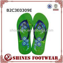 großhandel china2013 sexy sandalen für frauen mit gedruckt blume