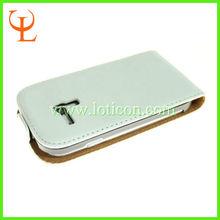 Super Slim Case For Samsung Galaxy S3 Mini i8190 Leather Case