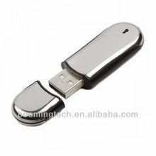 Round Metal USB flash memory 32gb