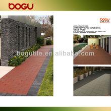 150x300mm New style terracotta ffloor tiles design pictures