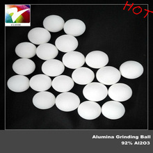 Alumina polystyrene micro beads dia 0.5-95mm usded in ceramics or pigments wear resisting,self abrasion loss<0.15%