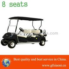 golf car 4 wheel electric vehicle