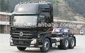 420hp preto de luxo da cabine international caminhões trator cabeça, 420hp motor, reboque de trator
