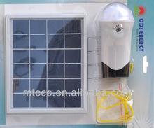 Eco-Friendly,economical and latest design Portable 3watt Solar Power Lantern with USB Port.