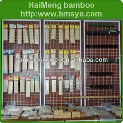 Bamboo BBQ Tool All size and packing