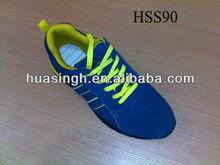 UK Fashion Sport Soft Climbing Grip Sole Lightweight Athletic Running Shoes