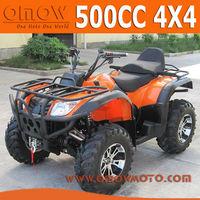 EEC 500cc 4x4 Amphibious Vehicle