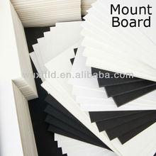 stationery backboard foam board,photo mount board