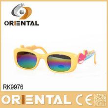 orange kids sunglasses