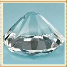 Diamond Crystal Wedding Table Decoration as Place Card Holder