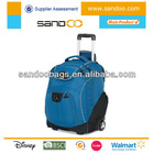 New China products for sale wheeled travel bags, travel backpack with wheels