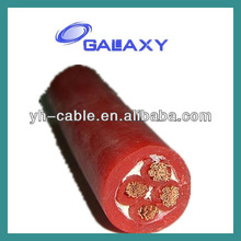 Manufacture supply Moveable Flexible Rubber Cable For Coal Mining Cable