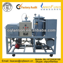 Waste Diesel oil regeneration purification and recycling machine / waste engine oil filtration equipment/ Biodiesel Oi Filter