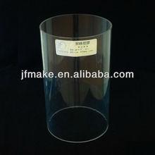 Large Diameter Round Transparent Pipe