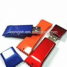 plastic case usb card\usb plastic shell mold