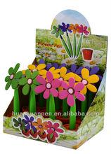 plant pen shaped flower