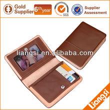 Wholesale Leather Pocket Business Card Holder Set