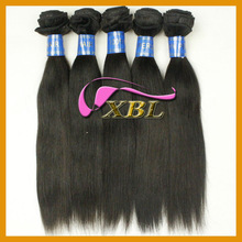 Smooth and Silky straight peruvian hair extensions can be ironed