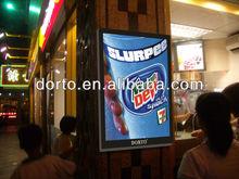 Dorto LED Multi-image advertising display