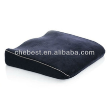 Foam seat cushion car seat cushions for short people