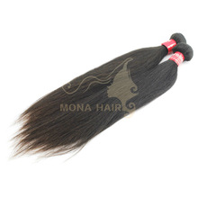 Grade 5A human virgin hair eurasian remy hair kinky straight non-chemical processed bulk hair