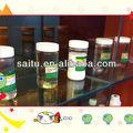 solúvel em água e óleo de silicone para a pintura