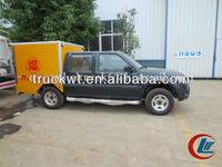 4*2 JMC Pickup Blasting Equipment Truck