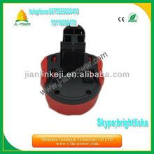 BOSCH 9.6 Volt 2500mAH Power Tools/Cordless Drill Batteries BATt100 NI-MH