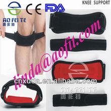 medical care adjustable Knee/Patella Support Strap internal support