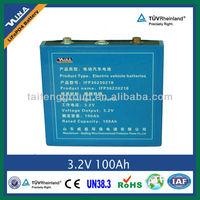 LiFePO4 48V 100Ah Battery pack