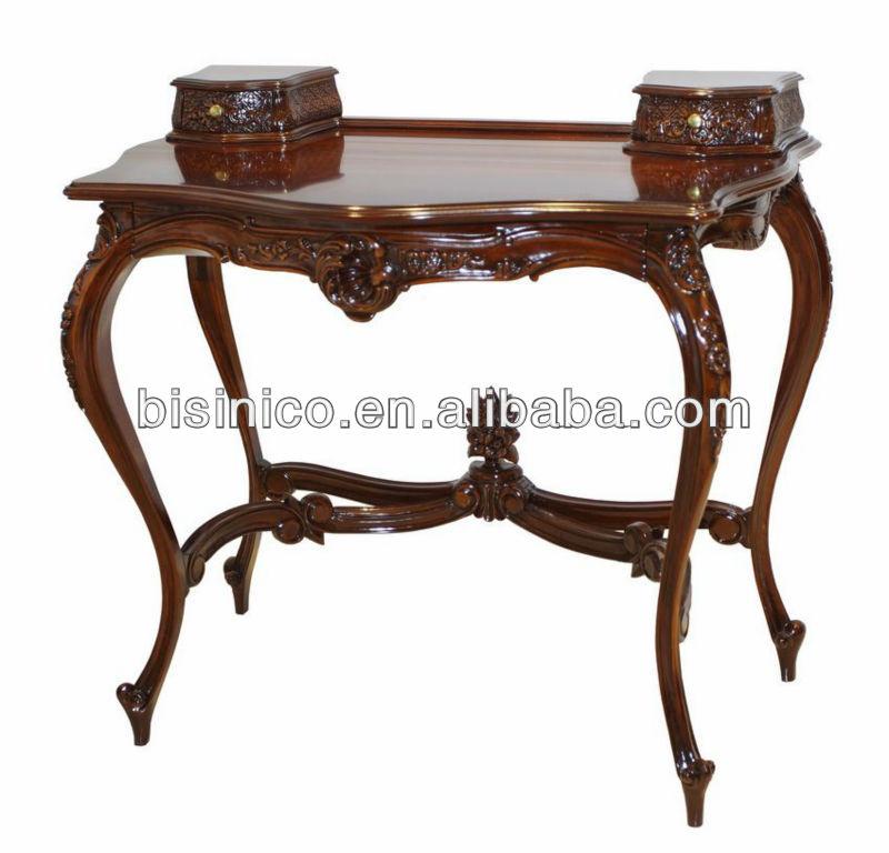 Queen anne serie de muebles de la sala tabla de consola sal 243 n