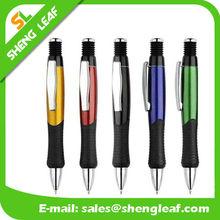 888 hot!!! Rubber Grip plastic ball pen SL-PP144