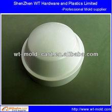 custom high polish plastic bottle with lips for medical