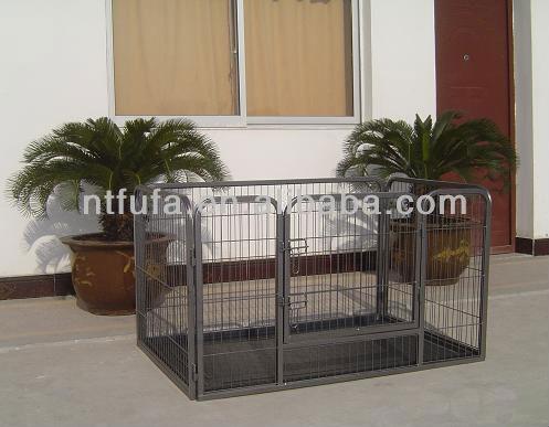 heavy duty tube cage