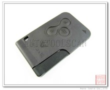 for renault remote key Grey