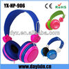 Best looking Headphones with mic silent disco factory price good quality for iphones samsung sonny