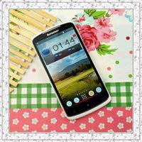 "New Original Lenovo S920 MTK6589 Quad-core 1.2G CPU Android 4.2 3G cellphone Dual-SIM WCDMA+GSM 5.3""HD IPS 1GB RAM+4GB ROM 8.0mp"