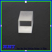 UV fused silica optical cube prism , cuboid prism