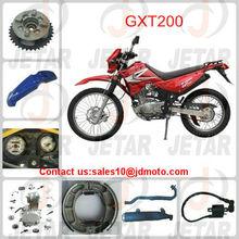 moto repuesto de GXT200