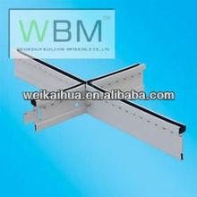 WBM Galvanized Metal Exposed Ceiling Joist