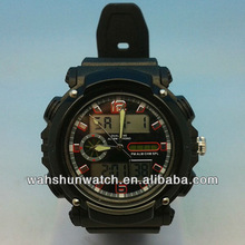 New arrival analog digital sports lcd advanced smart stop watch