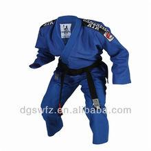 Ripstop pakistan wholesale 100%cotton custom men jiu jitsu gi,jiu jitsu kimono,jiu jitsu uniform(blue,black, white)