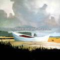 M-187 abstraite blanc voilier peinture à l'huile