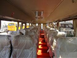 Coaster mini bus, 30 seats, Euro 5 emission