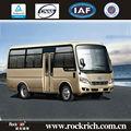 Entrega rápida medidor 6 16-20 seaters nissan diesel utilizado autobús
