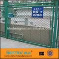 melhor preço de fábrica boa qualidade de pvc revestido de alumínio engranzamento expandido do metal da porta